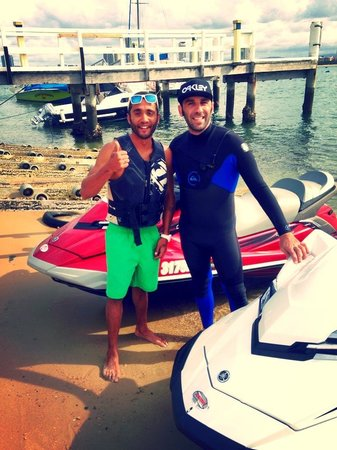 Gold Coast Watersports: After our adventure