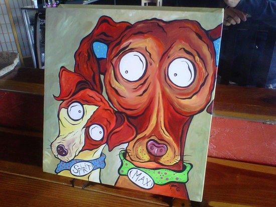 The Funky Side Pop Art Gallery