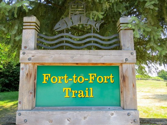 ‪Fort to Fort Trail‬