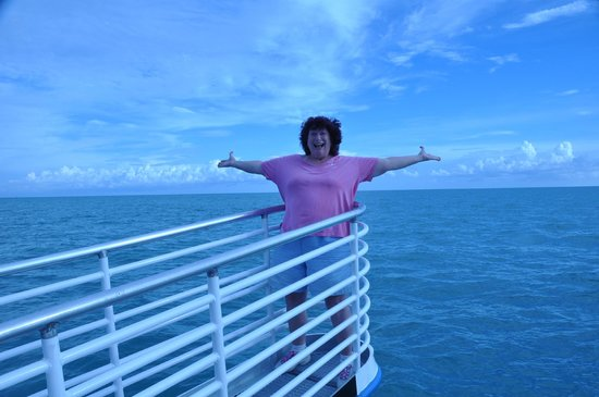 Glass Bottom Boat Discovery Tour: I love Key West Glass Bottom Boat this much!