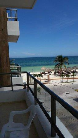 Playa Linda Hotel : Great View