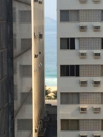 Ipanema Tower: Vista
