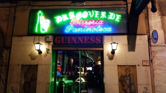 Pub Drago Verde