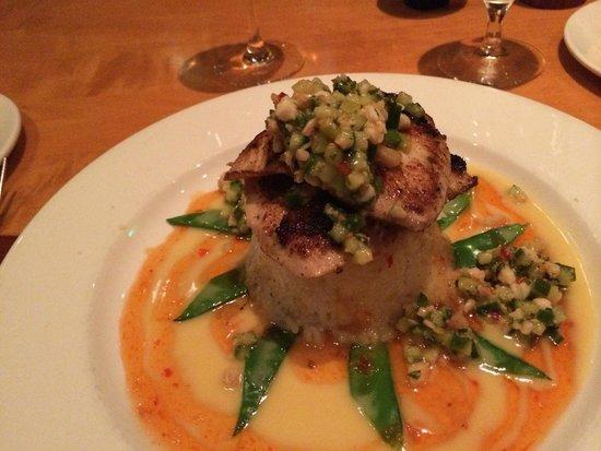 Seastar Restaurant & Raw Bar: Yummy dinner
