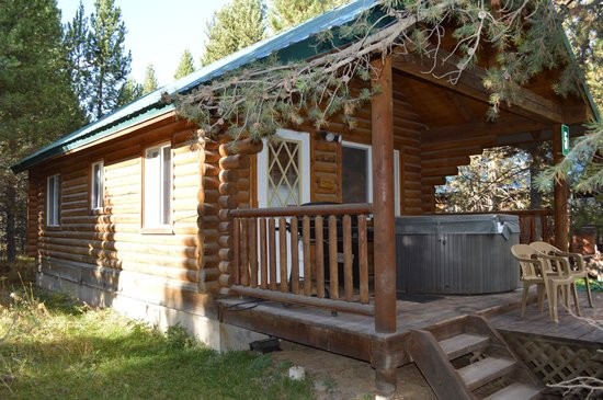 Eagle ridge rach cabins in island park updated 2018 for Eagles ridge log cabin