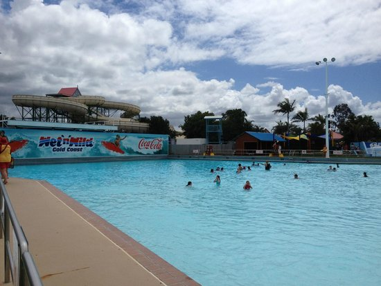 Kids splash zone picture of wet 39 n 39 wild water world for Splash pool show gold coast