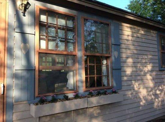 Apple Knoll Inn: Cabin/cottage