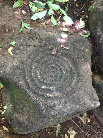 El Zopilote: Petroglifo