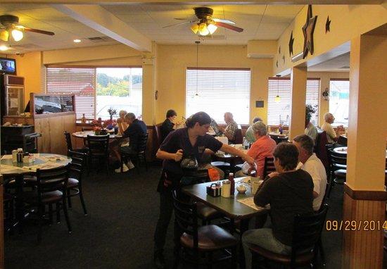 Stargate Diner Resturant Dining Room