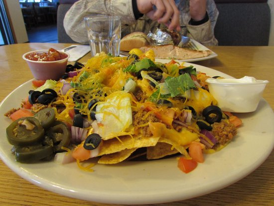 The In Place: Nachos