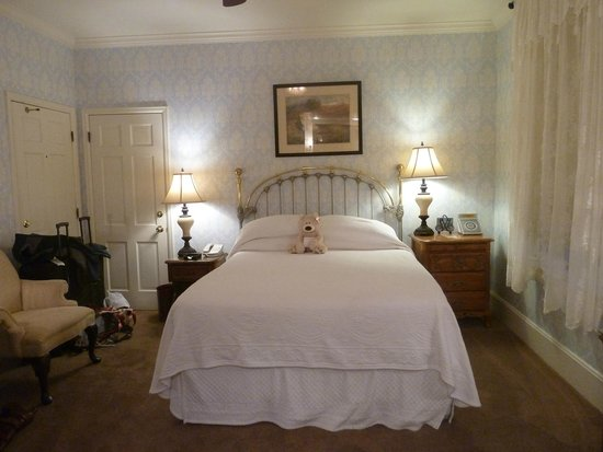 General Palmer Hotel: Bedroom