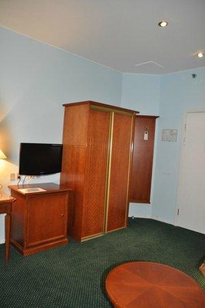 Hotel Du Nord Copenhagen: クローゼット