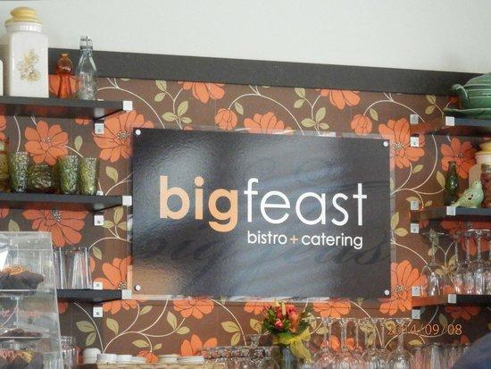 Big Feast: Inside Restaurant