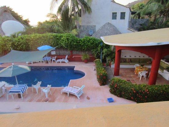 Casa Delfin Sonriente : pool