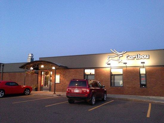 Caribou Restaurant + Wine Bar : Caribou Restaurant