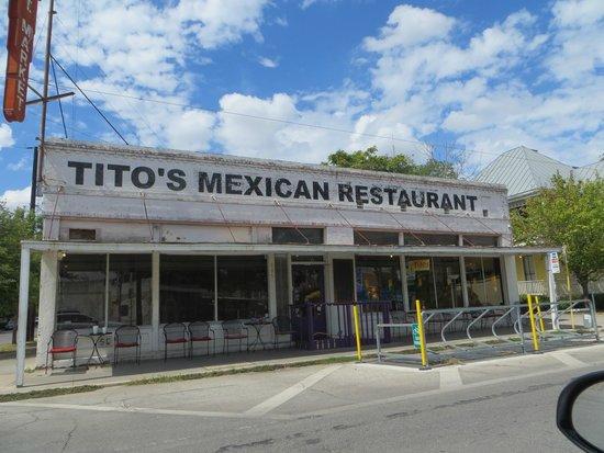 Tito's Restaurant, 955 S Alamo St, San Antonio, TX (2019)