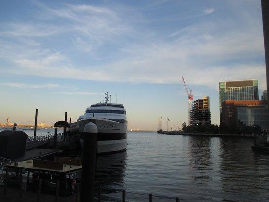 Odyssey Cruises : Odyssey docked