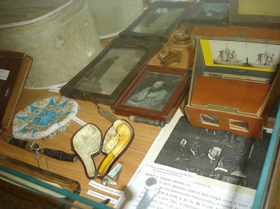 Tomsk Literature Museum of Shishkov