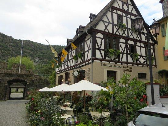 Weinhaus Weiler: Hotel