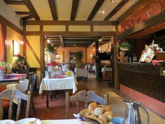 Weinhaus Weiler: Restaurante