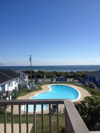 Breakers MTK: View from check in office