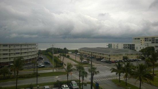 Comfort Inn & Suites Port Canaveral Area: Ocean View