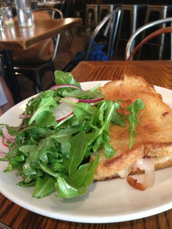 Resto: grilled cheese