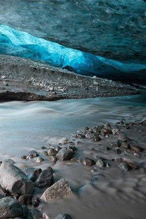 Vatnajökull Glacier: Ice Cave