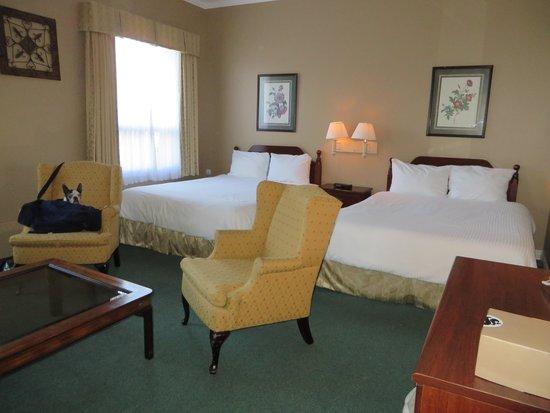 هوتل سيناتور: Our suite