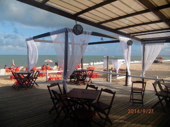 Sued's Plaza Hotel: praia
