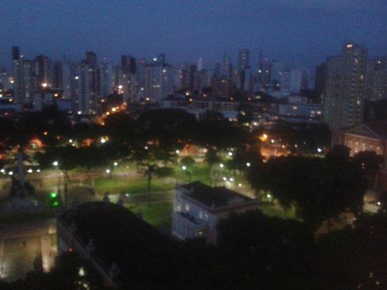 Hotel Grão Pará: vista do quarto