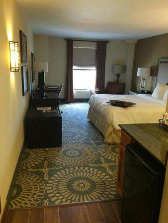 Hampton Inn & Suites Austin Downtown: room 603