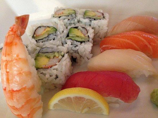 Narberth, Pensilvania: Sushi