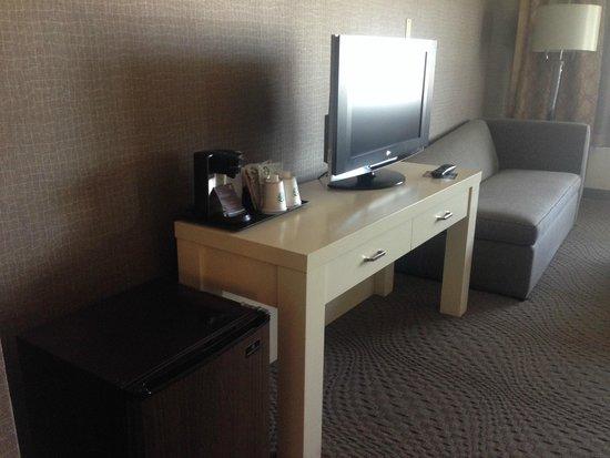 Sheraton Pleasanton Hotel: room 514