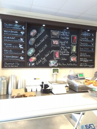 Black Olive Delicatessen: What's on offer?