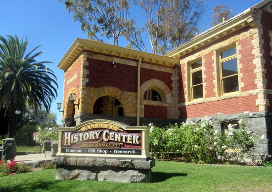 History Center and Museum of San Luis Obispo County: History Center and Museum, San Luis Obispo County, CA