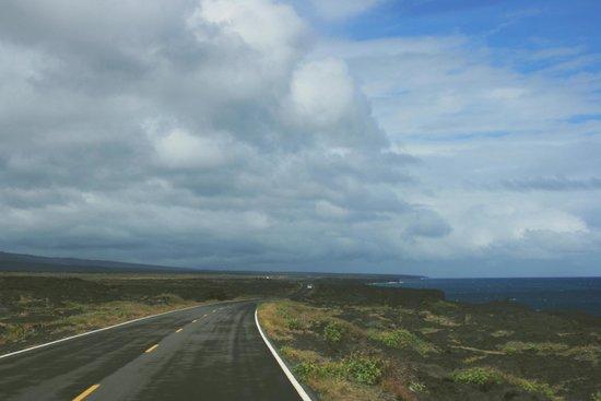 Crater Rim Drive: Road  www.closet-creep.com