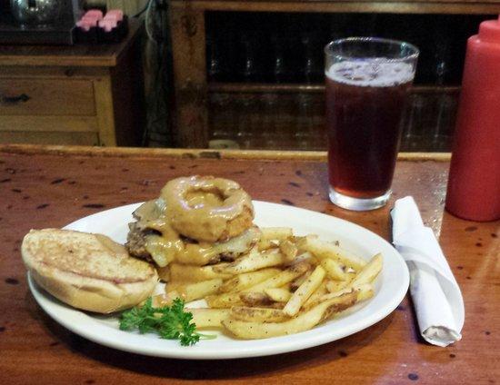 David City, NE : All American Burger