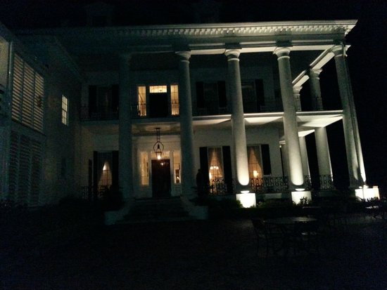 Dunleith at Night