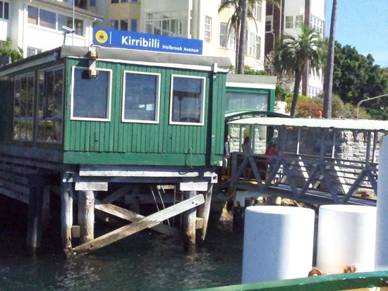 Photo of Cafe Axil Coffee Co. at Kirribilli Wharf, Sydney, Ne, Australia