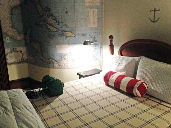 Marblehead Inn: Room 8