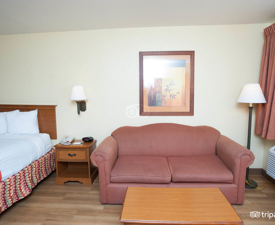 The King (PRE-RENOVATION) at the BEST WESTERN Port Aransas
