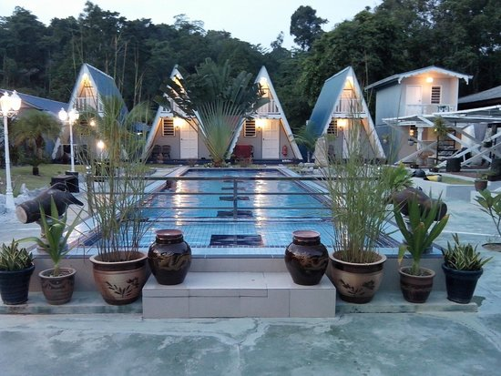 Nipah Guesthouse: A cottage