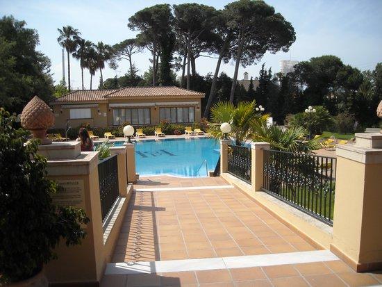 Hotel Guadacorte Park: Poolbereich