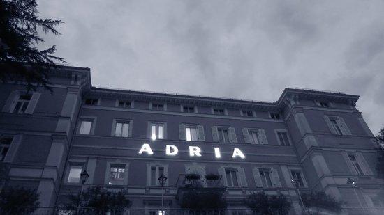Hotel Adria : Adria Merano twowheeltours