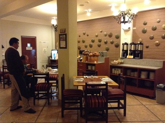 Casa Andina Standard Puno: Comedor