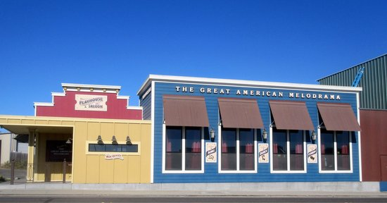 Great American Melodrama and Vaudeville, Oceano, Ca