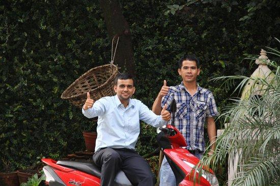 Hotel Horizon: Suman and Deva
