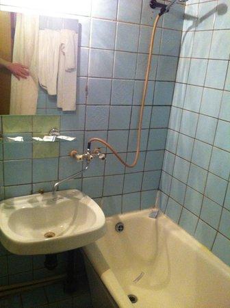 Sherston Hotel: Bathroom