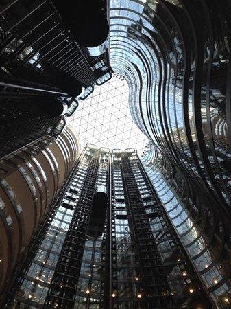 Sydney Architecture Walks : The groundbreaking eco-marvel - 1 Bligh St